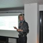 Foto Dorte foredrag 2